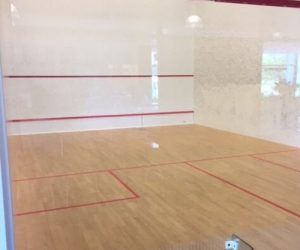 Squash Arendse Oosterhout