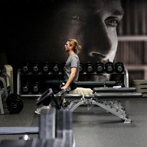 Fitness Arendse Tilburg
