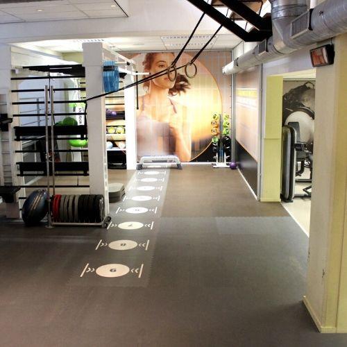 Functionele trainingsruimte Arendse Tilburg