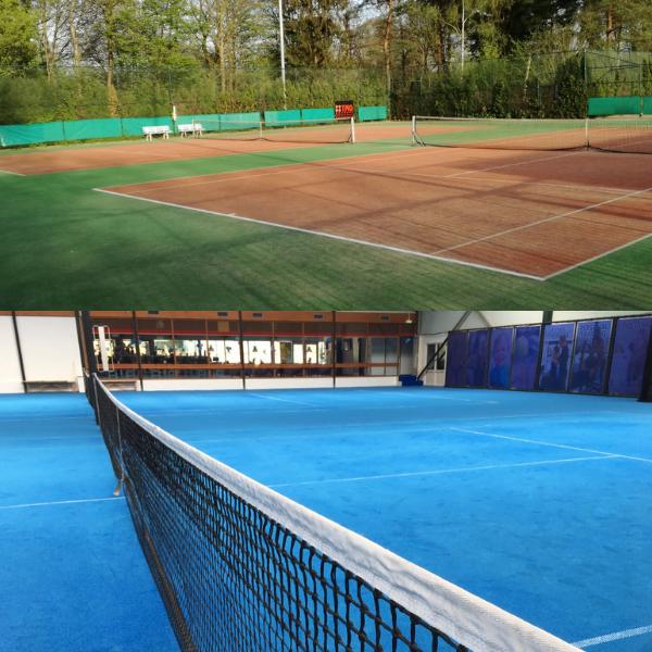 Tennis Arendse Dongen