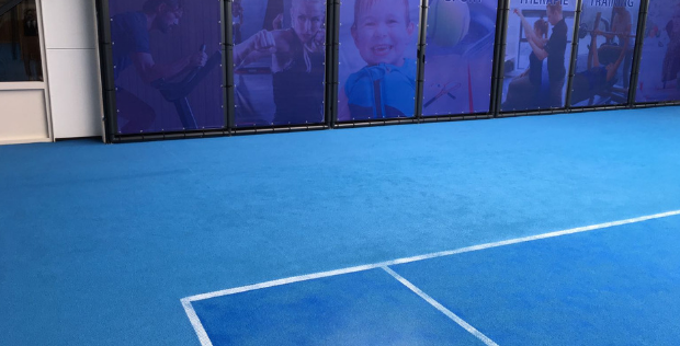 Tennisbanen Dongen