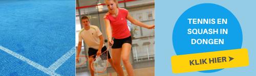 Tennis en squash Dongen