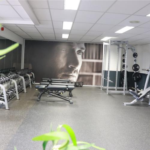 fitness tilburg