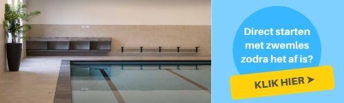 Zwemles actie Arendse Oosterhout
